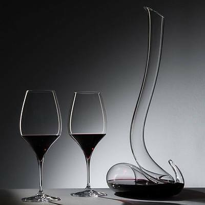 Snake Wine Decanter Lead-free Crystal Glass Wine Carafe Gift Accessories