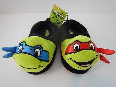 Toddler Boys TEENAGE MUTANT NINJA TURTLES WATER SHOES Beach TMNT Swim M 7-8