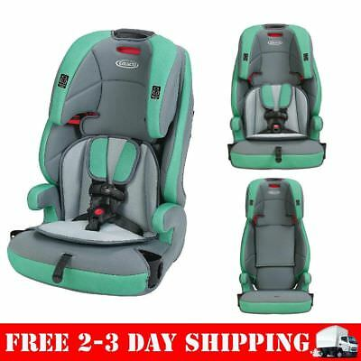 Graco Tranzitions 3 In 1 Harness Booster Convertible Car Seat Basin