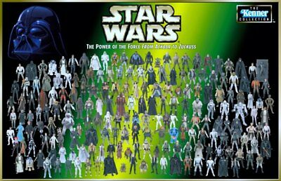 "Star Wars Power Of The Force 2 3.75"" Action Figures - Choose Your Figure(s)"