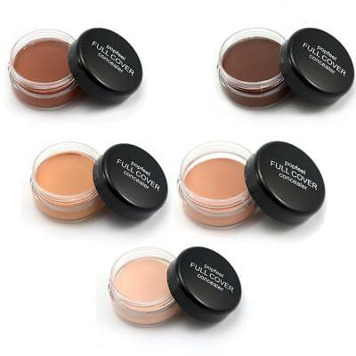 Face Makeup Full Cover Smooth Concealer Contour Concealer Cream Hide Blemish