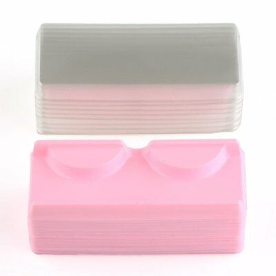 25pcs False Eyelashs Care Storage Case Empty Boxes For Makeup Artist Salon Tools