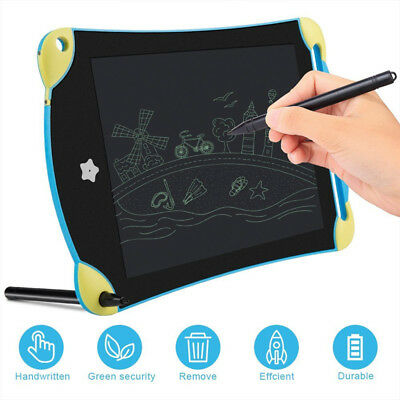 "8.5"" LCD Writing Tablet Pad Electronic Drawing Tablet Graphics Board for Kids"