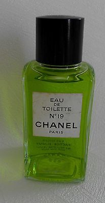 Flacon Parfum Factice dummy N°19 de CHANEL EDT  PLEIN