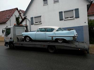 1957 Cadillac 4-Door-HT Serie 62 Oklahoma-Car Coupe-Optik