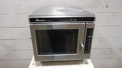 Amana RC17S2 Heavy Duty SS Commercial Microwave Oven 208/240V