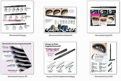 AVON Glimmerstick Augen-Brauen-Lippen-KonturenStift Eyeliner Always on Point