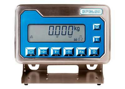 Epelsa Visor Orion Indicator Stainless Steel IP65 Weight Weighing Display