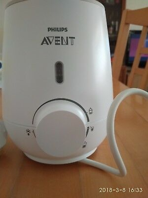 AVENT bottle warmer New