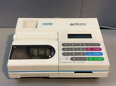 Kerr Automix 23425 Amalgamator for Amalgam Mixing #3, Dental, Lab, Dentistry