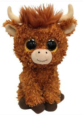TY Beanie Boo - Angus the Highland Cow - Limited Edition