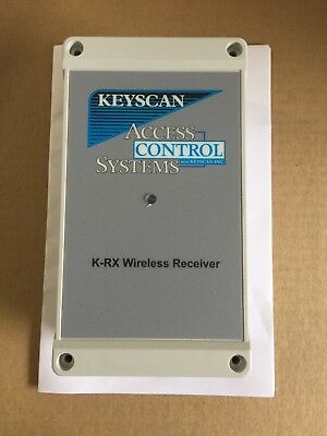 New Keyscan KRX Wireless Rf Receiver Free Shipping
