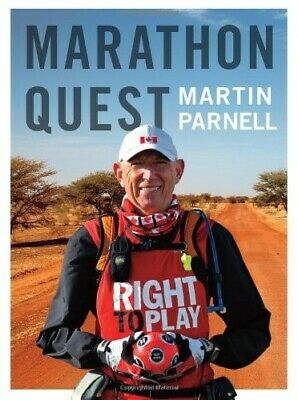 MARATHON QUEST - New Book PARNELL, MARTIN
