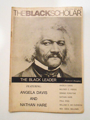 The Black Scholar Journal Of Black Studies and Research 1972 March April