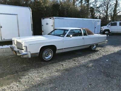 1976 Lincoln Continental Coupe 1976 lincoln continental