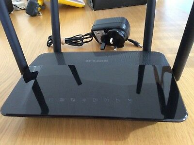 D-Link DIR-842 Wireless AC1200 Dual Band Gigabit Cable Router