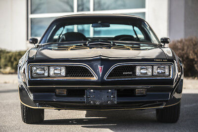 Pontiac: Trans Am Special Edition