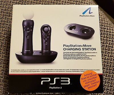 Brandneu: PlayStation 3 PS3 Move Ladestation Charging Station