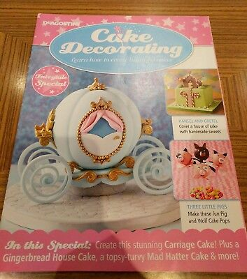 DeAgostini Cake Decorating Fairytale Special