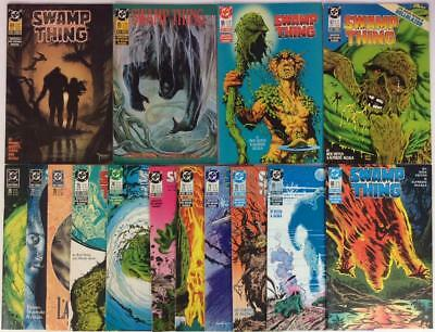 Swamp Thing #64 to #78 (DC 1987) 15 x issues