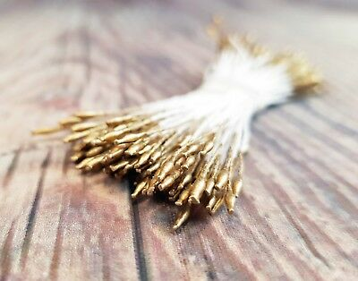 Stamens GOLD 1mm - DIY Sugar Flower - ChappCakes Decor
