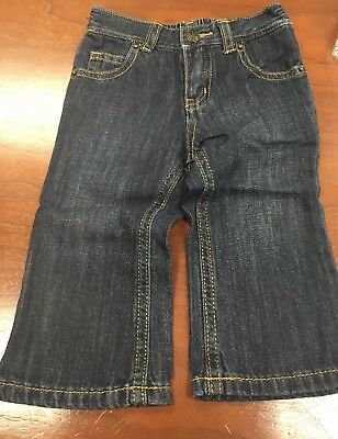 CRAZY 8 Bootcut Jeans NWT Boys 12-18 Months Retail $16.88