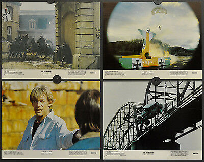 The Stunt Man 1980 Orig 11X14 Lobby Card Set Peter O'toole Steve Railsback