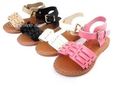 Infant toddler baby girl cute sandals shoes size 1-12