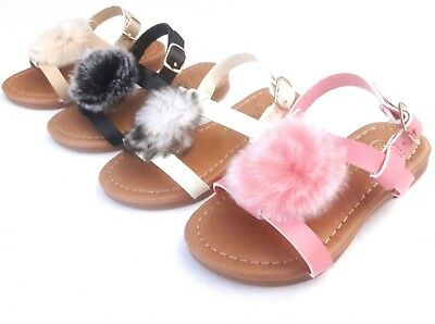 New Baby Toddler Girls cute sandals shoes size 2