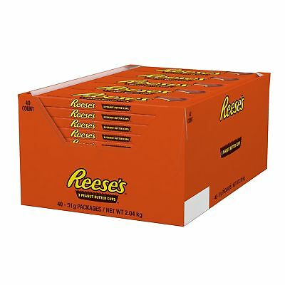 Reese's 3 Peanut Butter Cups 40x51g - Original US-Ware!