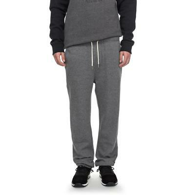 0fc8be12c5e6 MENS DC SHOES Rebel Tracksuit Bottoms Charcoal Heather EDYFB03012 ...
