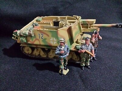 WS073 WWII German SPG Assault Gun & Great Condition Box By King and Country.
