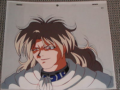Slayers Next Production Anime Cel - Halcyform + Sketch