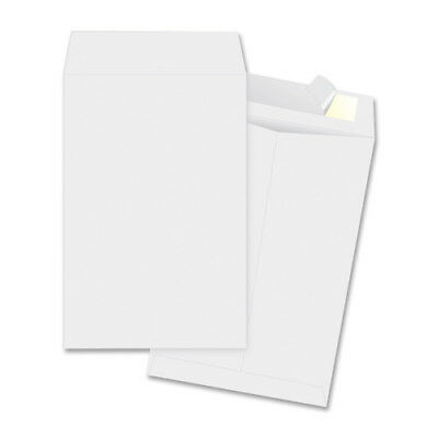 "MyOfficeInnovations Open-End Envelopes Plain 6""x9"" 100/BX White 3254269"