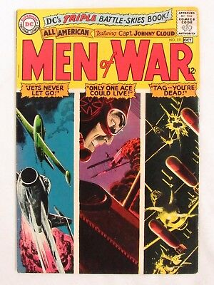 All American Men of War #111 (1965) VG to VG+ 4.0-4.5 Silver Age DC Comics FL712