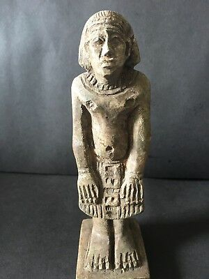 Beautiful Ancient Egyptian Aten Statue (1349 - 1333 BC )