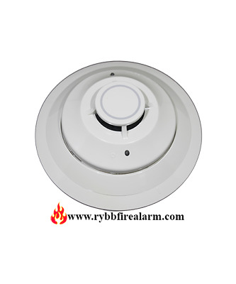 New Fire-Lite H355R Heat Detector Fixed Temperature. Free Ship The Same Day.