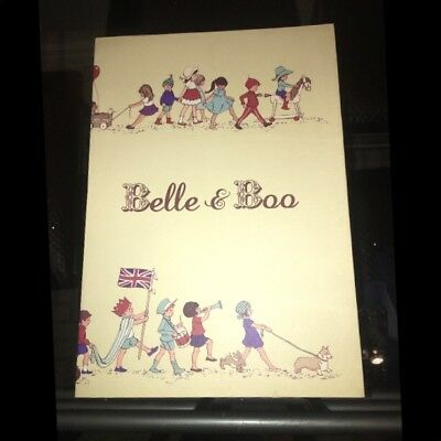 Belle And Boo Christening Dining Set