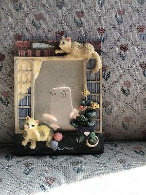Cat 3x5 Picture Frame