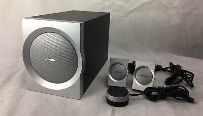 Bose Companion 3 SERIES I Multimedia Computer Speakers System...Mint!!
