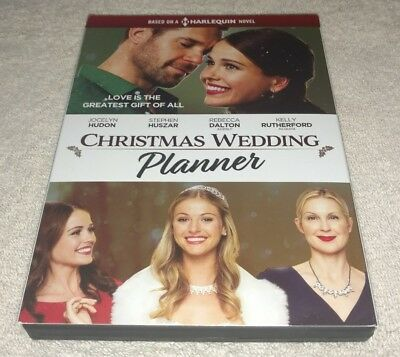 Christmas Wedding Planner.Christmas Wedding Planner Dvd Brand New Movie Ships