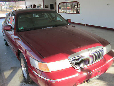 2002 Mercury Grand Marquis Half top 2002 Mercury Grand Marquis
