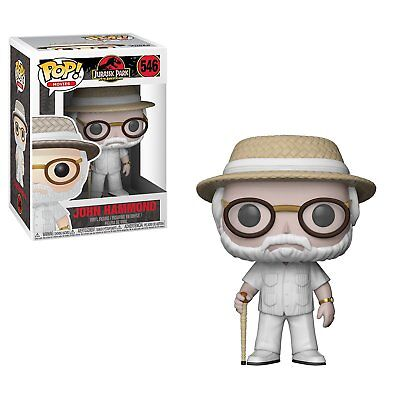 Funko Pop Movies: Jurassic Park John Hammond 546 26732
