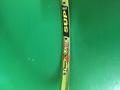 Mavic 517 26 inch lime green 36 hole rim brand new old stock