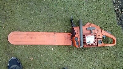 Husqvarna Chainsaw 42 special spares or repair