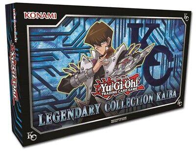 KONAMI Yu-Gi-Oh! Legendary Collection Kaiba (DE)