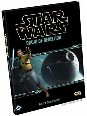 Star Wars RPG: Star Wars Dawn of Rebellion -  englische Ausgabe