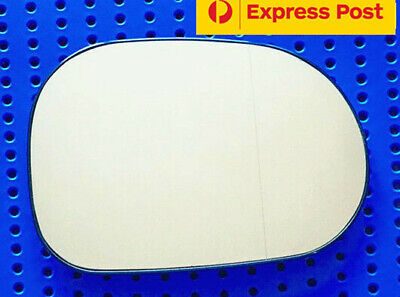 RH mirror glass for Mercedes Benz M Class W163 ML230 270 320 350 430 500 98-01