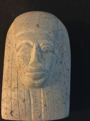 Rare Ancient Egyptian Queen Tetisheri Bust 18th Dynasty