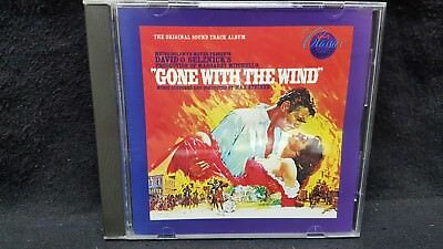 Gone With The Wind - Original Sound Track (CD, 1986, MCA)